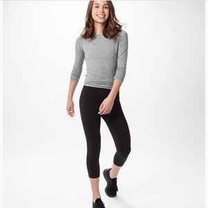 Lululemon | Cropped Yoga Leggings